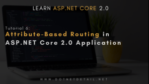 Attribute-based Routing in ASP.NET Core