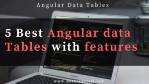 5 best angular datatables with features