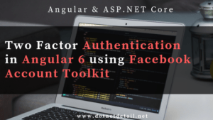 Two Factor Authentication (2fa) in Angular 6 using Facebook Account Kit